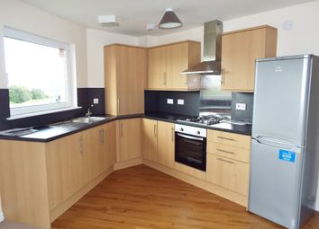 Thumbnail 1 bed flat to rent in Whiteside Court, Bathgate, West Lothian
