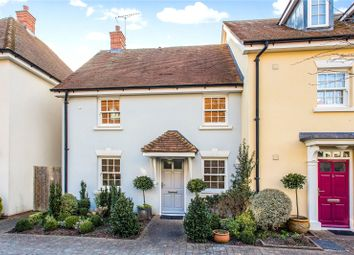 Thumbnail 2 bed semi-detached house for sale in Burgage Mews, Alresford, Hampshire