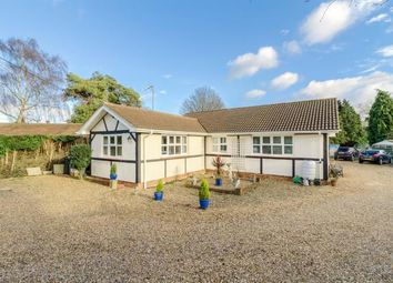 Thumbnail 4 bed equestrian property for sale in Wood End, Tingrith, Milton Keynes, Bedfordshire