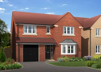 "Thumbnail 4 bed detached house for sale in ""The Hunsley"" at White Mill Drive, Pocklington, York"