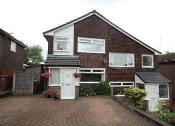Thumbnail 3 bed semi-detached house for sale in Westfield Close, Norden, Rochdale