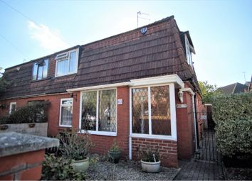 Thumbnail 3 bed semi-detached house for sale in Marissal Road, Henbury