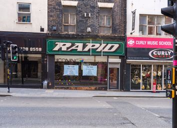 Thumbnail Retail premises for sale in Renshaw Street, Liverpool