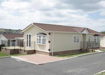 Thumbnail 2 bed mobile/park home for sale in New Park Home, Swanage, Swanage