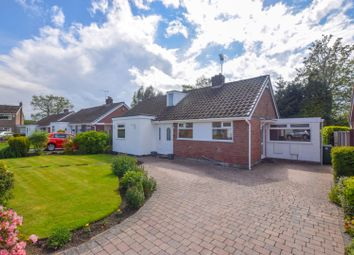 Thumbnail 4 bed detached bungalow for sale in Does Meadow Road, Bromborough, Wirral