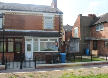 Thumbnail 3 bed terraced house to rent in Stirling Villas, Stirling Street, Hull
