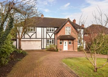 Thumbnail 5 bed detached house to rent in Davenham Avenue, Northwood, Middlesex