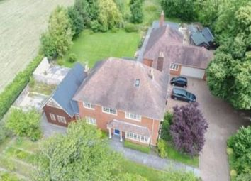 Thumbnail 6 bed detached house for sale in Coventry Road, Fillongley, Coventry