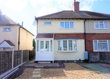 Thumbnail 2 bed semi-detached house for sale in Chapel Street, Brierley Hill