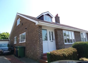 Thumbnail 2 bedroom bungalow for sale in Copley Drive, Sunderland