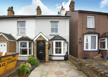 Thumbnail 3 bed terraced house for sale in New Road, Croxley Green, Rickmansworth