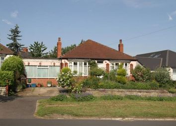 Thumbnail 3 bed bungalow for sale in Hutcliffe Wood Road, Sheffield, South Yorkshire
