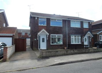 Thumbnail 3 bed property for sale in Welland Close, Worksop