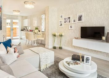 "Thumbnail 2 bedroom flat for sale in ""Bowes Square"" at Coxwell Boulevard, Colindale, London"