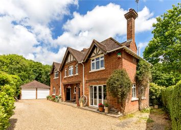 Thumbnail 4 bed detached house for sale in The Drive, Chichester, West Sussex