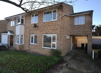 Thumbnail 4 bed property to rent in Limehurst Close, Northampton