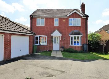 Thumbnail 4 bedroom detached house for sale in Wick Road, Hampton Hargate