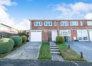 Thumbnail 3 bed end terrace house to rent in Blair Road, Basingstoke