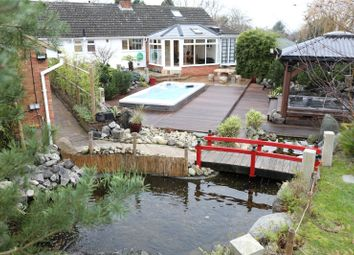 Thumbnail 5 bedroom detached bungalow for sale in Northbury Avenue, Ruscombe, Berkshire