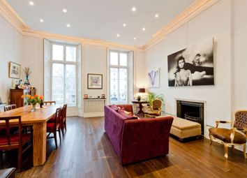 Thumbnail 4 bed flat to rent in Sussex Gardens, Lancaster Gate