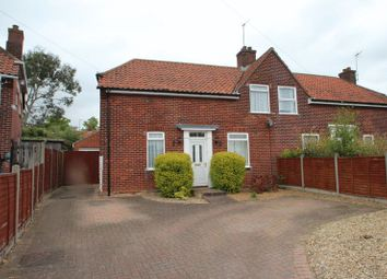 Thumbnail 3 bed semi-detached house for sale in Valpy Avenue, Norwich