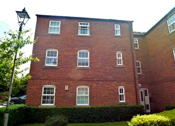 Thumbnail 2 bedroom flat to rent in Herons Court, Hinckley, Leicestershire
