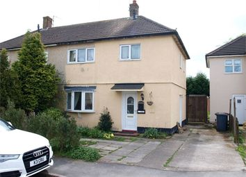 Thumbnail 3 bed semi-detached house for sale in Aviation Lane, Burton-On-Trent, Staffordshire