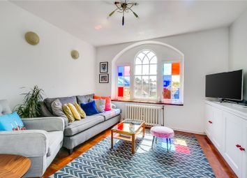 Thumbnail 2 bed flat for sale in Grant House, Albion Avenue, London