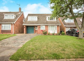 Thumbnail 3 bed detached house for sale in Shepherds Way, Harpenden