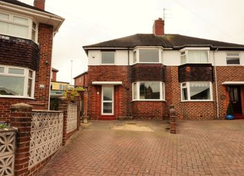 Thumbnail 3 bedroom semi-detached house for sale in Unity Avenue, Stoke-On-Trent