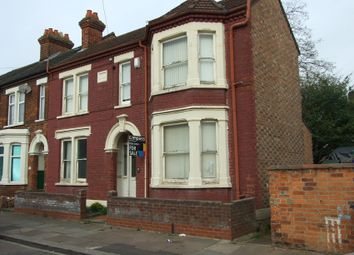 Thumbnail 3 bed end terrace house for sale in Ombersley Road, Bedford