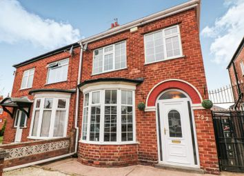 Thumbnail 3 bedroom semi-detached house for sale in Daubney Street, Cleethorpes