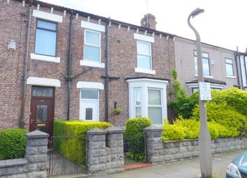 Thumbnail 4 bed terraced house to rent in Temple Road, Birkenhead