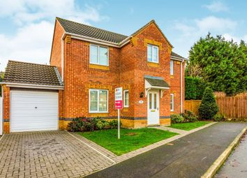 Thumbnail 4 bed detached house for sale in Swallow Crescent, Rawmarsh, Rotherham