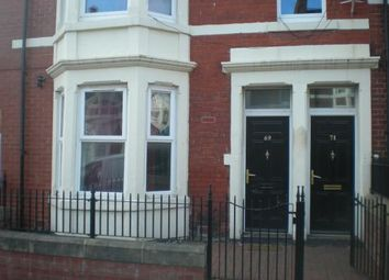 Thumbnail 2 bedroom flat to rent in Gerald Street, Fenham, Newcastle Upon Tyne