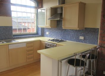 Thumbnail 2 bed flat to rent in Cornish Place, Cornish Street, Kelham Island