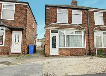 Thumbnail 2 bed semi-detached house for sale in Bon Accord Road, Hessle