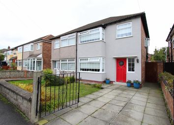 Thumbnail 3 bed semi-detached house for sale in Norbreck Avenue, Broadgreen, Liverpool