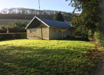 Thumbnail 3 bed bungalow for sale in Llanddowror, Carmarthen