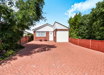 Thumbnail 3 bedroom detached bungalow for sale in Coronation Close, Hellesdon, Norwich