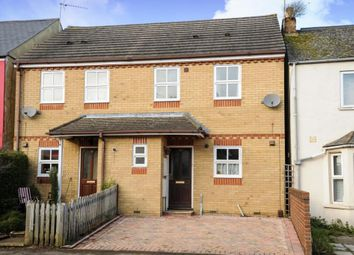 Thumbnail 3 bed semi-detached house to rent in Percy Street, Oxford