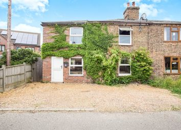 Thumbnail 4 bed semi-detached house for sale in Popes Lane, Terrington St. Clement, King's Lynn