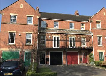 Thumbnail 4 bed town house for sale in St. Laurence Gardens, Belper