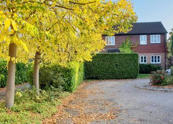 Thumbnail 4 bed detached house for sale in Beverley Gardens, St. Albans