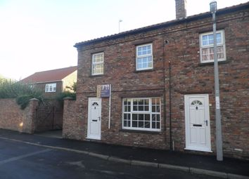 Thumbnail 3 bed end terrace house to rent in Church Lane, Patrington, East Riding Of Yorkshire