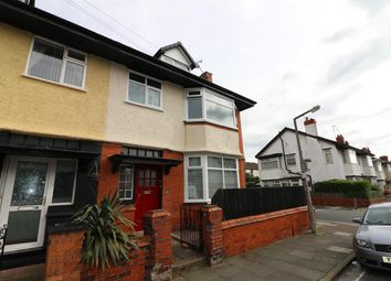 Thumbnail 2 bed flat to rent in Malpas Road, Wallasey