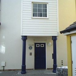 Thumbnail 2 bed flat to rent in Eastcliff, Fishing Village, Port Marine, Portishead