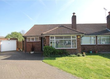 Thumbnail 3 bed semi-detached bungalow for sale in Salix Close, Sunbury On Thames, Middlesex
