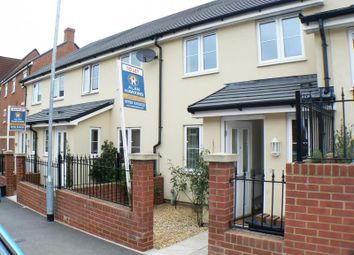 Thumbnail 3 bed terraced house to rent in Cloatley Crescent, Royal Wootton Bassett