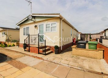 Thumbnail 3 bedroom mobile/park home for sale in Fengate Mobile Home Park, Fengate, Peterborough